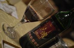 Rødvin som er produsert i Taiwan. Det smaker som hjembrent