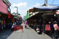 Markedet i Puli, Taiwan