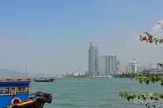 Xiamen på andre side