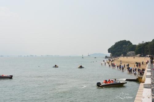 Strand i Gulangyu
