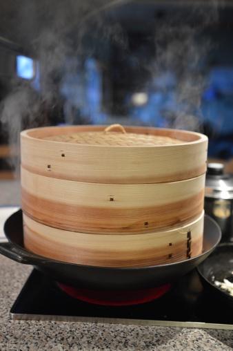 Dampeutstyr i bambus
