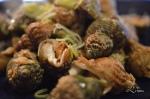 Snegler i hvitløksaus