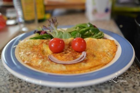 Smiley! Omelett