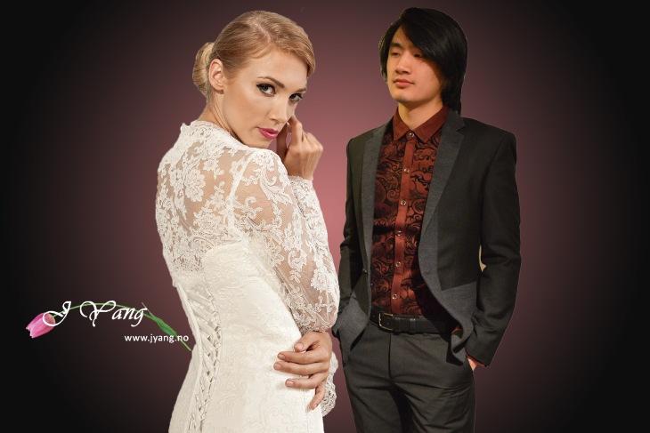 Annonse: Skreddersyr din brudekjoler, ballkjoler eller dresser  www.jyang.no Tlf. 22423000