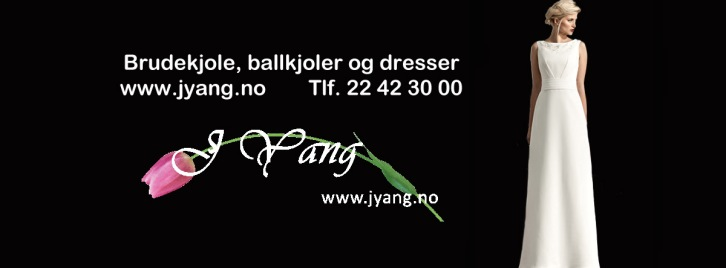Annonse: Brudekjoler fra www.jyang.no Tlf. 22423000