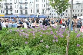 Gatematfest på St. Hanshaugen