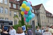 Balongene setter stemmningen på topp