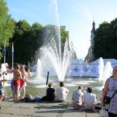 Pride Oslo 2016 - Pride park