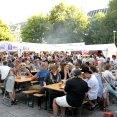 Pride Oslo 2016 - Mat, en nødvendig del i enhver arrangement