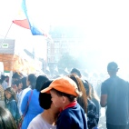 Philippines dag på Youngstorget 2016! Masse grillmat, lukte godt, smakte godt men mye røyk