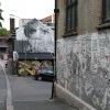 Graffiti i Hausmannsgata