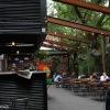 Blå restaurant