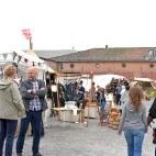 Oslo middelalderfestival - De forskjellige bodene