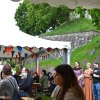 Oslo middelalderfestival - konsert i hoved telt