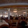 Buffer restaurant på båten
